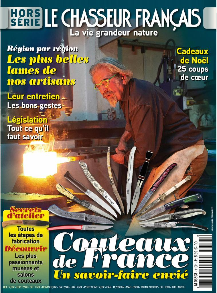 Le Chasseur Fran?s  - Issue