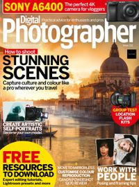 July 31, 2019 issue of Digital Photographer