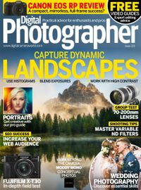 August 31, 2019 issue of Digital Photographer