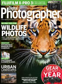 April 30, 2020 issue of Digital Photographer