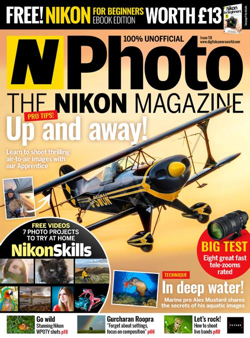 N-Photo: the Nikon magazine