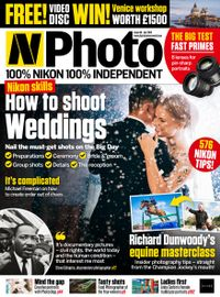 June 30, 2018 issue of N-Photo: the Nikon magazine