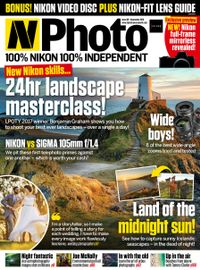 August 31, 2018 issue of N-Photo: the Nikon magazine