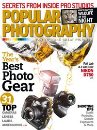 December 01, 2014 issue of Popular Photography