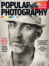 January 01, 2017 issue of Popular Photography