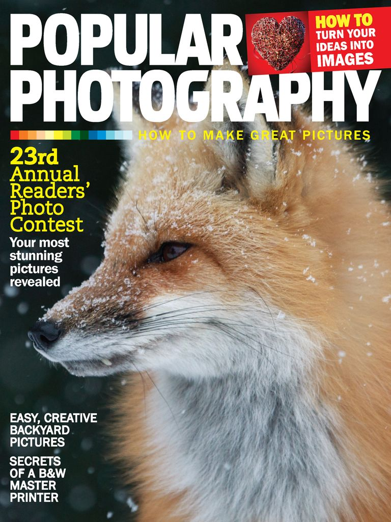 Popular Photography & Imaging - Subscription