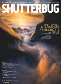 May 01, 2018 issue of Shutterbug