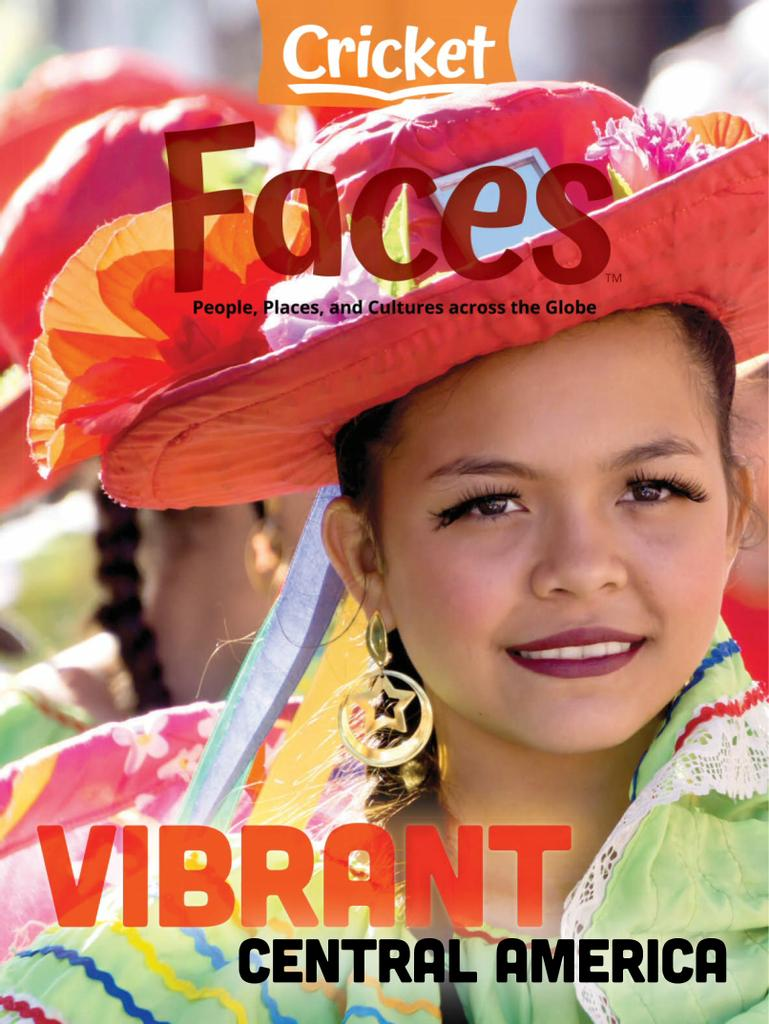 Faces People, Places, and World Culture for Kids and Children