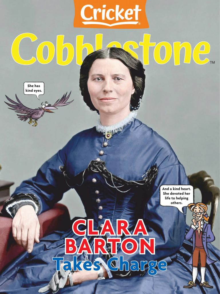 Cobblestone American History and Current Events for Kids and Children