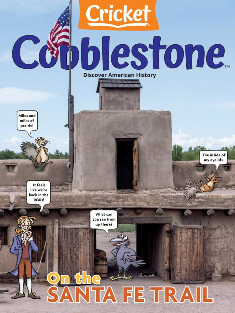 Cobblestone American History and Current Events for Kids and Children - Subscription Subscriptions