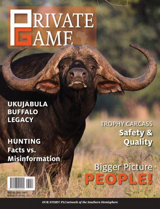 PRIVATE GAME | WILDLIFE RANCHING
