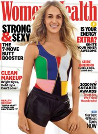 April 01, 2020 issue of Women's Health