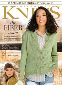March 01, 2020 issue of Interweave Knits