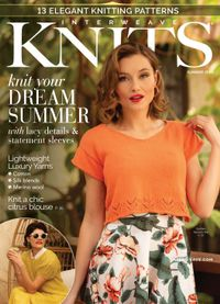 April 16, 2020 issue of Interweave Knits