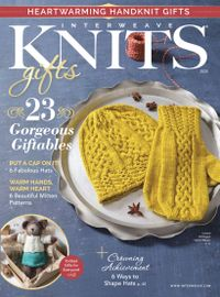 August 27, 2020 issue of Interweave Knits