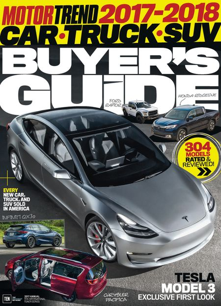 Motor Trend New Car Buyer S Guide Subscription