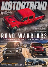 February 01, 2019 issue of Motor Trend