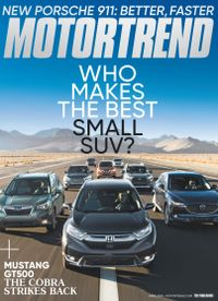 March 31, 2019 issue of Motor Trend