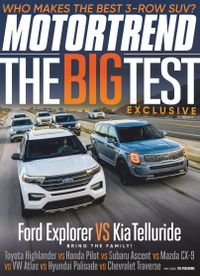May 01, 2020 issue of Motor Trend