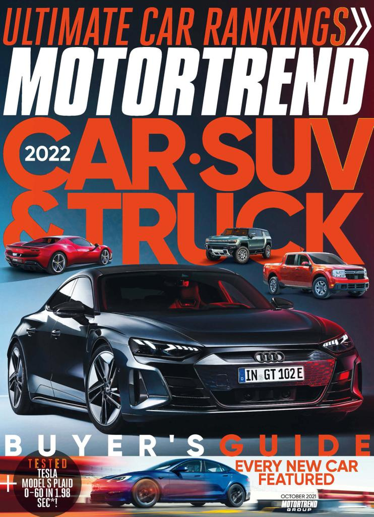Motor Trend - Subscription
