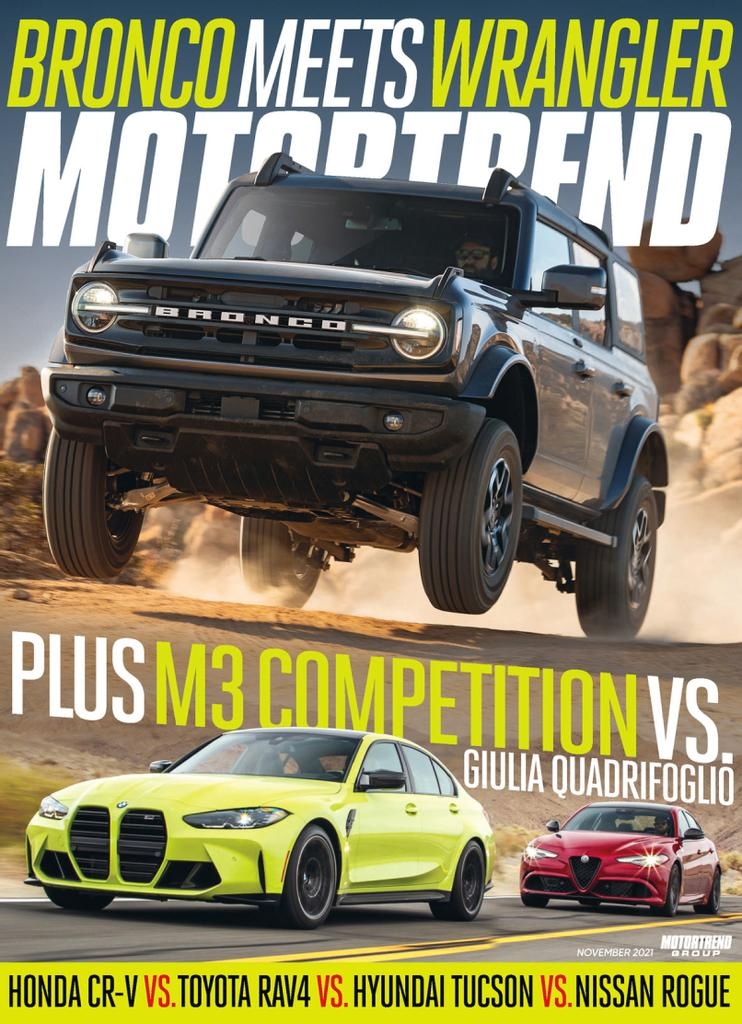 Motor Trend - Subscription Subscriptions