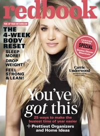August 31, 2018 issue of Redbook