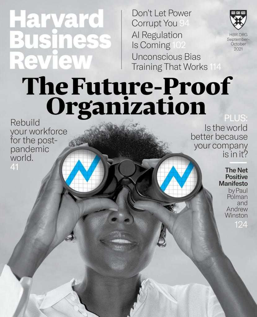 Harvard Business Review - Subscription