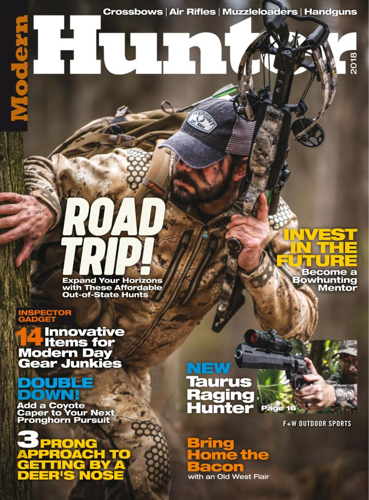MODERN HUNTER 2016 - Issue Subscriptions