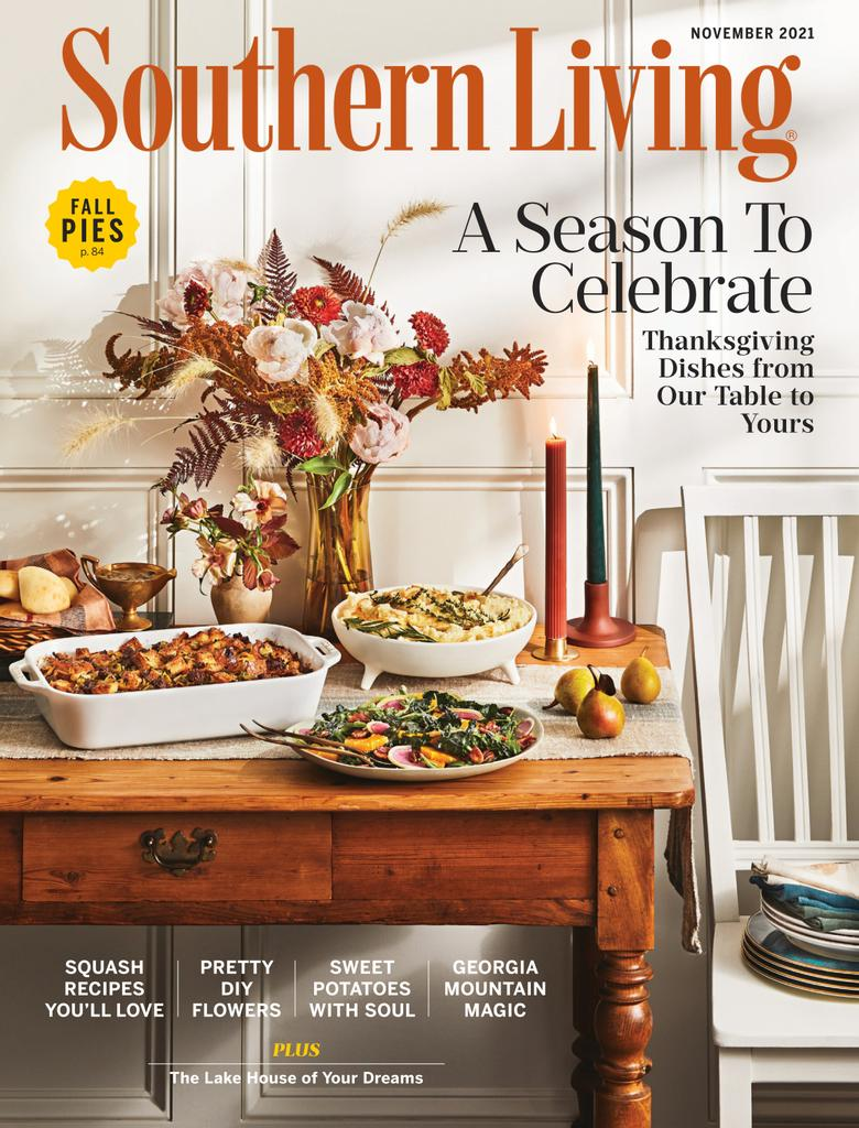 Southern Living - Subscription Subscriptions