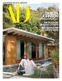 April 01, 2020 issue of Architectural Digest