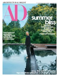 July 01, 2020 issue of Architectural Digest