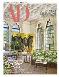 May 01, 2018 issue of Architectural Digest