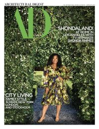 January 31, 2019 issue of Architectural Digest