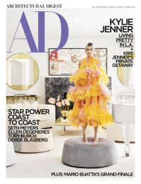 February 28, 2019 issue of Architectural Digest