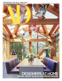March 31, 2019 issue of Architectural Digest