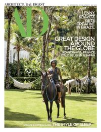 April 30, 2019 issue of Architectural Digest