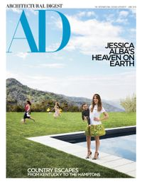 May 31, 2019 issue of Architectural Digest