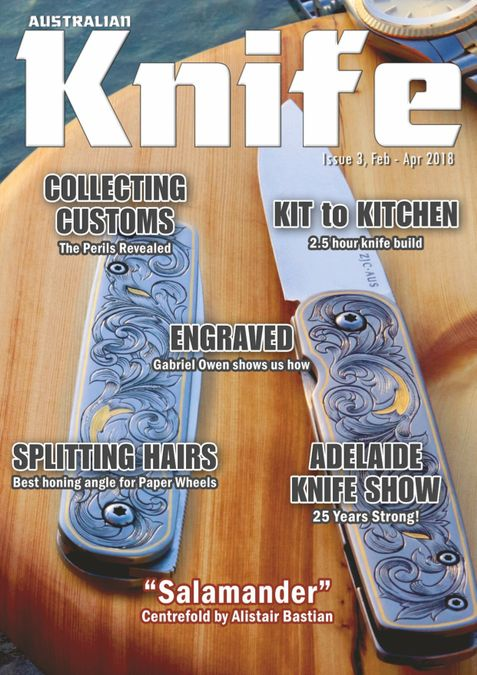 Australian Knife Magazine