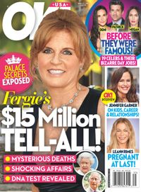 August 26, 2018 issue of OK! Magazine