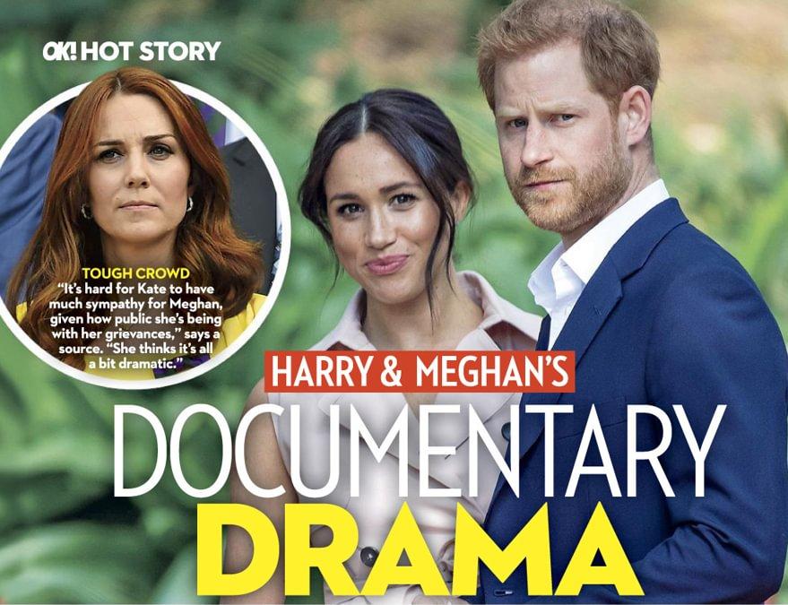 HARRY & MEGHAN'S DOCUMENTARY DRAMA