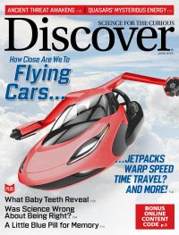 June 01, 2018 issue of Discover