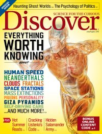 July 01, 2018 issue of Discover