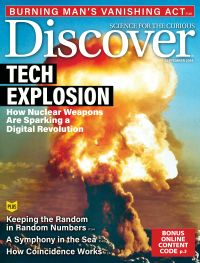 August 31, 2018 issue of Discover