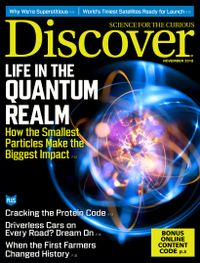 October 31, 2018 issue of Discover