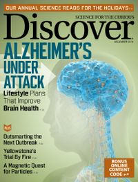 November 30, 2018 issue of Discover