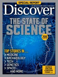 December 31, 2018 issue of Discover
