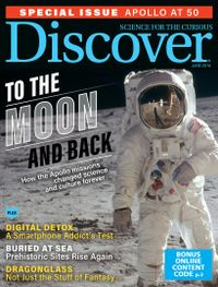 May 31, 2019 issue of Discover