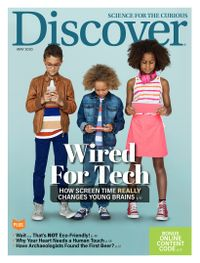 May 01, 2020 issue of Discover