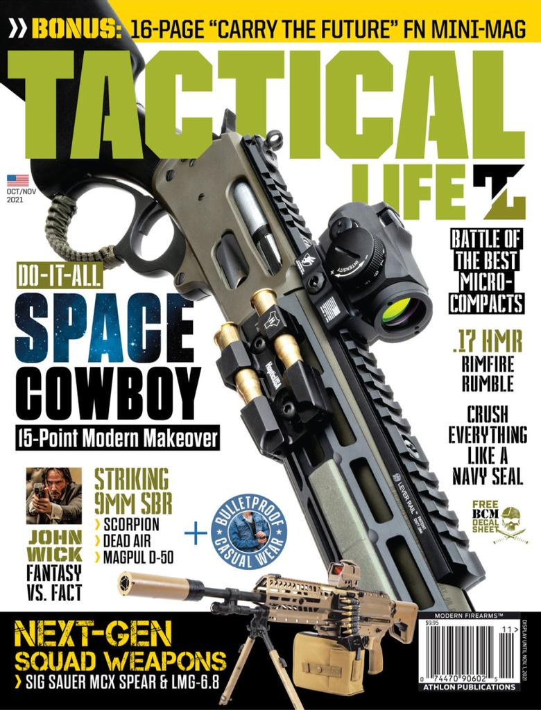 Tactical Weapons - Subscription Subscriptions