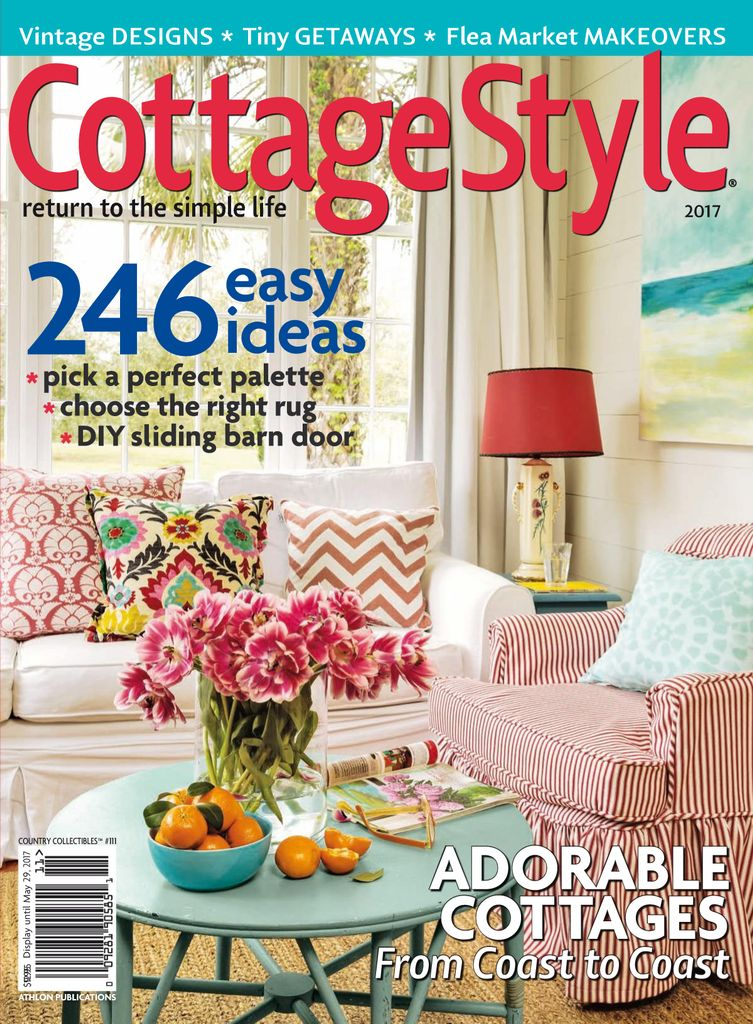 Country Collectibles Cottage Style - Issue Subscriptions
